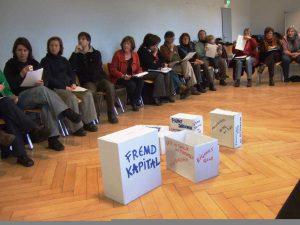 LeNa-Plenum im Diskussionsprozess
