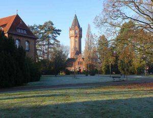 Psychiatrische Landesklinik Lüneburg - Wasserturm