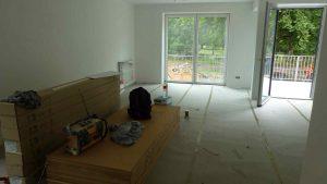 Rohbau - eine Wohnung in Haus 1