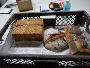 Brot vom Biobäcker