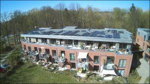 Solartechnik Haus 1