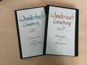 Wanderbuch Lüneburg